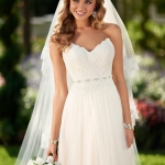 Easy and Breezy Beach Wedding Dresses