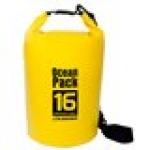 กระเป๋ากันน้ำ Ocean Pack 16L-สีเหลือง