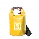 กระเป๋ากันน้ำ Dry pack 3L- สีเหลือง