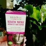 Keratin Matrix Advanced Hair Repair Neocell วิตามินบำรุงผมสูตรเข้มข้น