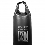 กระเป๋ากันน้ำ Dry pack 20L-สีดำ