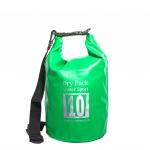 กระเป๋ากันน้ำ Dry pack 10L-สีเขียวแอปเปิ้ล