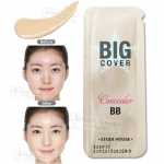 Tester Etude Big cover Concealer BB ( vanilla )