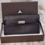 กระเป๋าสตางค์ Keep wallet milano leather bag มี 5 สี ดำ น้ำตาล แดง ฟ้า ครีม