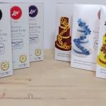 ฟองดองลิน / Lin Fondant แบบ 12 กล่อง