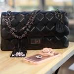 กระเป๋าแฟชั่น KEEP classic chain shoulder bag