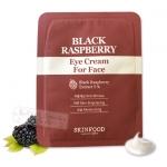 10 pcs - Tester Skinfood Black Raspberry eye cream for face