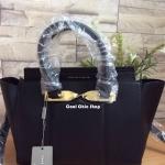 กระเป๋าแฟชั่น Charles & keith metal detail trappeze bag มี 4 สี ดำ แดง น้ำเงิน ทอง