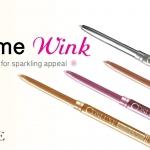 Cosluxe Trust me Auto Pencil Eyeliner Glitter Wink