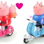 Motorcycle Peppa Pig