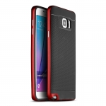 IPAKY Case Samsung Galaxy Note 5 (Red)