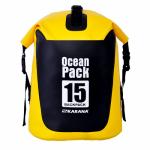Back Pack 15L - สีเหลือง
