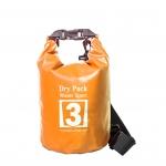 กระเป๋ากันน้ำ Dry pack 3L- สีส้ม