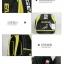 กระเป๋า Eageka แบคแพคใบใหญ่ สีเหลืองดำ thumbnail 4