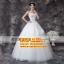 ชุดแต่งงานราคาถูก เกาะอก ws-106 pre-order thumbnail 1