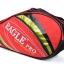กระเป๋า Eagle ใบกลางสีแดงลายเขียว thumbnail 2