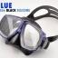 หน้ากากซิลิโคน M366BU - สีน้ำเงิน thumbnail 1