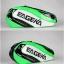 กระเป๋า Eageka ใบใหญ่สีดำ/เขียวเข้มสะท้อนแสง หนังแก้ว thumbnail 2