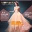 ชุดแต่งงาน [ ชุดพรีเวดดิ้ง ] PD-002 กระโปรงยาว สีส้มอ่อน (Pre-Order) thumbnail 1