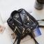 ขายส่ง กระเป๋าเป้สะพายหลังใบเล็ก รูปเสื่อผู้หญิงแฟชั่นเกาหลี TIANCAI รหัส F-581 สีดำ thumbnail 2