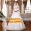 ชุดแต่งงานราคาถูก เกาะอก ws-079 pre-order thumbnail 1