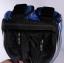 กระเป๋า Eageka ใบกลางสีน้ำเงินลายลูกแบด thumbnail 4