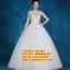 ชุดแต่งงานราคาถูก เกาะอก ws-097 pre-order thumbnail 1