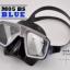 หน้ากากซิลิโคน M05BU - สีน้ำเงิน thumbnail 1