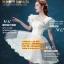 ชุดแต่งงาน [ ชุดพรีเวดดิ้ง ] PD-005 กระโปรงสั้น สีขาว (Pre-Order) thumbnail 1