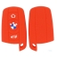 WASABI ซิลิโคนกุญแจ BMW Series 3,5 (สีแดง) แถมฟรี ผ้าไมโครไฟเบอร์ อย่างดี 1 ผืน thumbnail 2