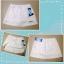 กระโปรง(กางเกง) กีฬา สีขาว thumbnail 1