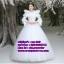 ชุดแต่งงานราคาถูก กระโปรงสุ่ม ws-019 pre-order thumbnail 1