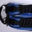 กระเป๋า Eageka ใบกลางสีน้ำเงินลายลูกแบด thumbnail 3
