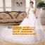 ชุดแต่งงานราคาถูก กระโปรงยาว ws-114 pre-order thumbnail 1