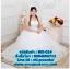 ชุดแต่งงานคนอ้วนแบบเกาะอก WX-014 thumbnail 1