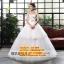 ชุดแต่งงานราคาถูก กระโปรงสุ่ม ws-084 pre-order thumbnail 1