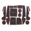 WASABI ซิลิโคนปูพื้นผิวคอนโซล รุ่น Altis 14 (สีดำ) thumbnail 1