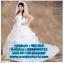 ชุดแต่งงานคนอ้วนแบบยาว WX-015 thumbnail 1