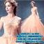ชุดแต่งงาน แบบสุ่ม สีชมพูอ่อน w-032 Pre-Order thumbnail 1