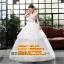 ชุดแต่งงานราคาถูก กระโปรงสุ่ม ws-071 pre-order thumbnail 1