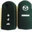 WASABI ซิลิโคนกุญแจ MAZDA 2,3 SEDAN 4 ประตู (สีดำ) แถมฟรี ผ้าไมโครไฟเบอร์ อย่างดี 1 ผืน thumbnail 2