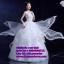 ชุดแต่งงานราคาถูก กระโปรงสุ่ม ws-010 pre-order thumbnail 1