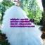 ชุดแต่งงานราคาถูก เกาะอก ws-023 pre-order thumbnail 1