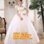 ชุดแต่งงานราคาถูก กระโปรงสุ่ม ws-122 pre-order thumbnail 1