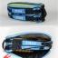 กระเป๋า Eagle ใบกลาง สีฟ้าลายเหลือง thumbnail 2