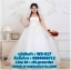 ชุดแต่งงานคนอ้วนแบบเกาะอก WX-017 thumbnail 1