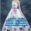 ชุดแต่งงาน แบบเกาะอก w-058 Pre-Order thumbnail 1