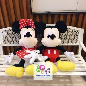 ตุ๊กตามิกกี้เมส์ และมินนี่เม้าส์ Mickey&Minnie mouse