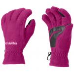 Columbia Women's Thermarator™ Fleece Glove - Bright Plum (Size S)