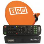 ชุดจานส้ม IPM HD Pro3 60 ซม.ราคา 2,300 บาท พร้อมติดตั้ง 3,500 บาท รับประกัน 1 ปี